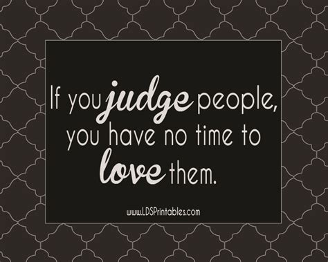 Christian Quotes Judging Others
