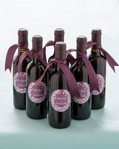 mini wine bottle favors with custom labels designed by With custom mini wine bottle favors