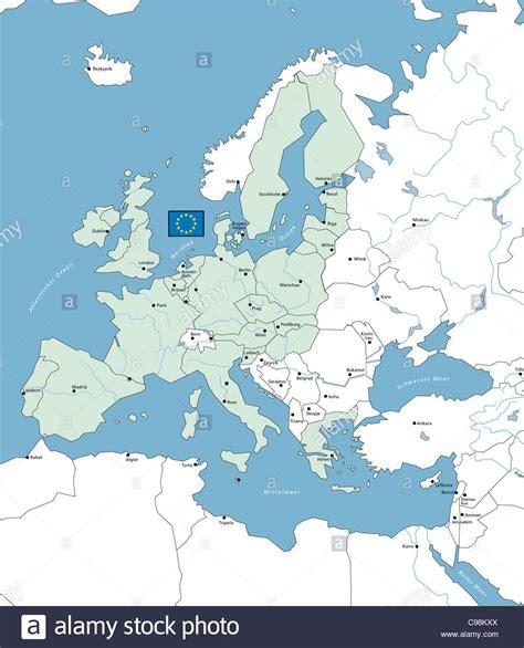 europe map stockfotos europe map bilder alamy