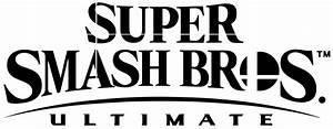 FileSuper Smash Bros Ultimate Logosvg Wikimedia Commons