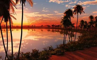Africa Sunset Wallpapers Pixelstalk