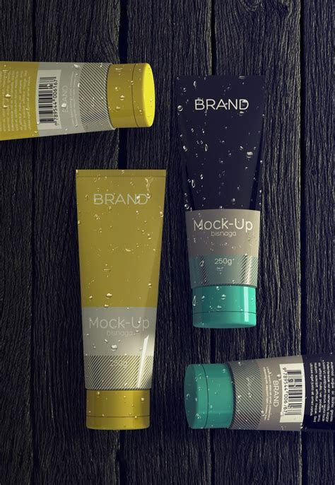 This free resource is a professional jar mockup template that gives you an ability to edit the jar and the cap design easily via photoshop smart objects. Realistic Cosmetics Packaging - Free Mock-up | Cosmetics ...