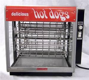 Stainless Steel Hot Dog Rotisserie Machine Rental in Iowa