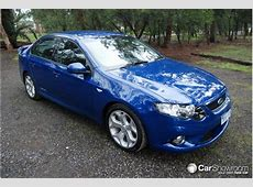 Review 2009 Ford Falcon XR6 Car Review