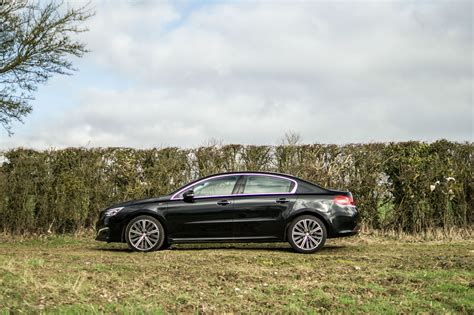 Peugeot 508 Gt 20l Bluehdi 180 Automatic Review