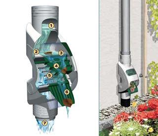 stark environmental rainwater harvesting filtration