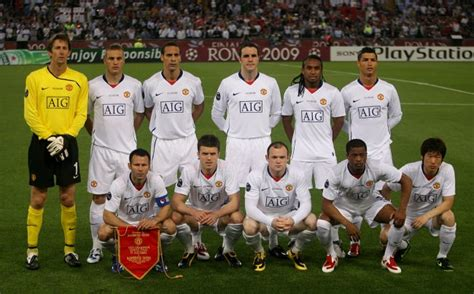 Champions League Final Flashback: Barcelona 2-0 Man Utd ...