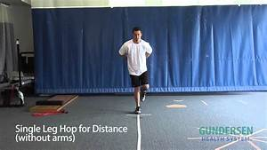 Single Spülmaschine Test : single leg hop for distance old youtube ~ Michelbontemps.com Haus und Dekorationen