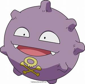 Free Koffing Pokemon Vector