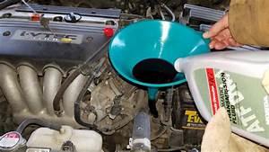 2002 Honda Accord Manual Transmission Fluid Change