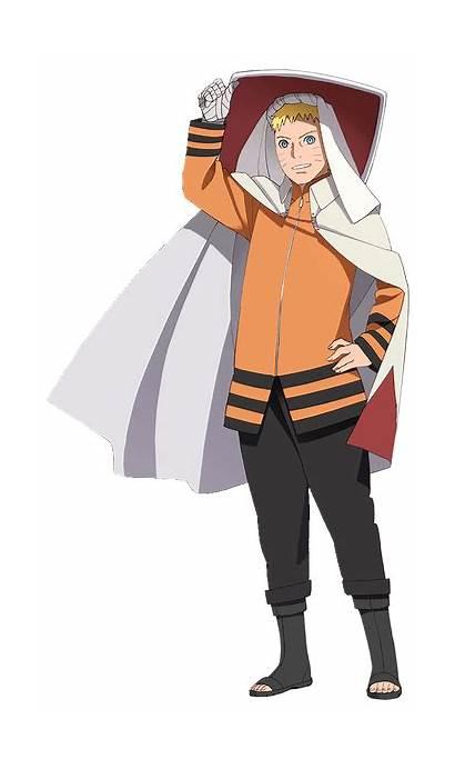Naruto Hokage Uzumaki Hokages Konoha