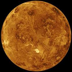 What Color Venus Planet