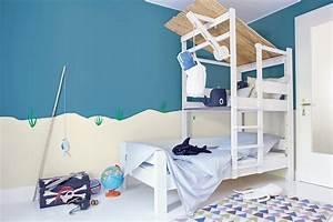 Farben Für Kinderzimmer : kinderzimmer gestalten ~ Lizthompson.info Haus und Dekorationen