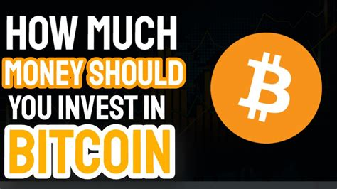 I should invest bitcoin or bitcoin cash in long term? How Much Money Should I Invest In Bitcoin?   Bitcoin Beginner Tutorial - CryptoTradingTube