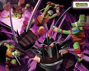 Teenage Mutant ... Tmnt 2012