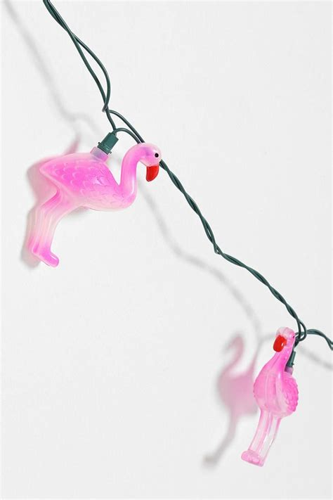 flamingo string lights outfitters string lights