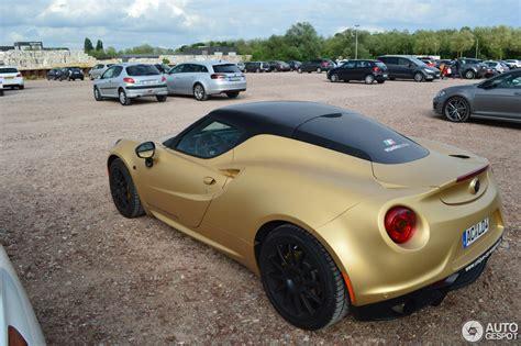Gold 4c Coupé  Alfa Romeo 4c Forums