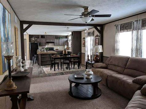 awesome single wide mobile home living rooms