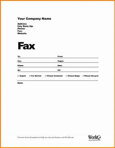 6 fax cover letter academic resume template With how to send a fax cover letter