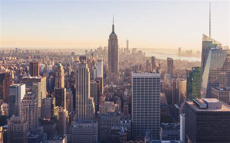 New York City Skyline 5k Wallpapers
