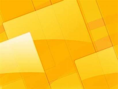 Yellow Abstract Background Ppt Cubes Backgrounds Powerpoint