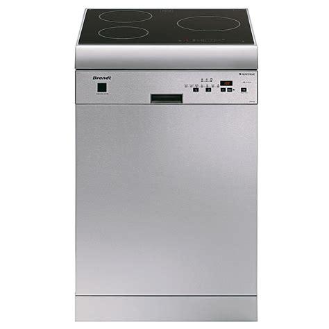 cuisiner au lave vaisselle lave vaisselle plaque induction dkh810ix brandt