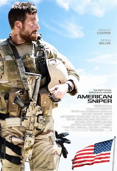 Sniper American Poster Tony El Francotirador Americano