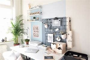 Bureau Design Ikea : werkplek make over ii ~ Teatrodelosmanantiales.com Idées de Décoration