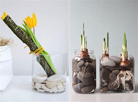 Frühlingsdeko Für Fenster Selber Machen by Frhli Gsdeko Holz Dekoration Parsvending