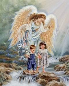 Guardian Angel over your Shoulder