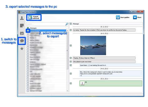 export iphone messages backup iphone text messages