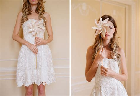 Whimsical Wedding Dresses By Ivy & Aster