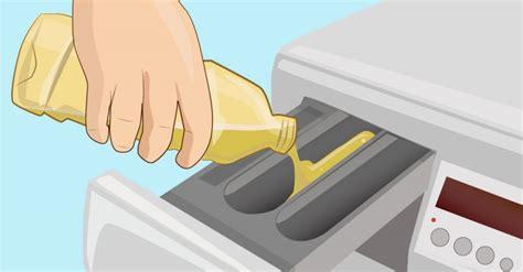 10 Gründe Für Essig In Der Waschmaschine