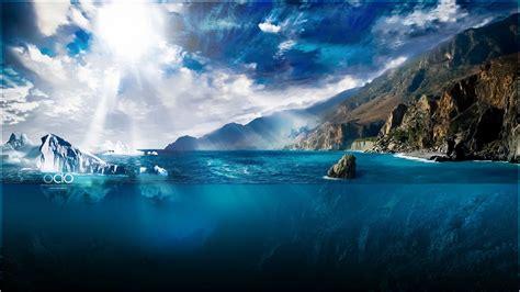 iceberg backgrounds
