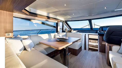 Absolute Yachts 50 Fly Interior Design 2017 » New Yacht