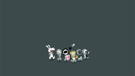 Dragon Ball Z Background Abstract Minimalistic Knights Geek Nerd Monty Python Snoopy Peanuts Solid Crossovers