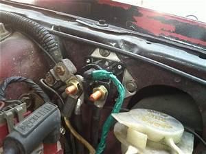 Mustang Starter Motor Relay  Solenoid  85