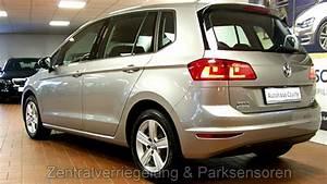 Volkswagen Golf Sportsvan Confortline : volkswagen golf sportsvan 1 2 tsi comfortline gw531702 tungsten silver autohaus czychy youtube ~ Medecine-chirurgie-esthetiques.com Avis de Voitures