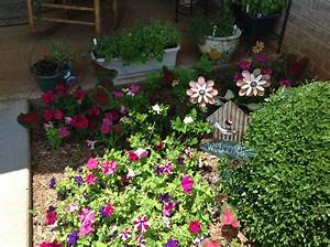 My, Flower, Bed, At, The, Front, Walkway