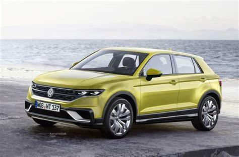 La Volkswagen Tcross Arriva Nel 2018