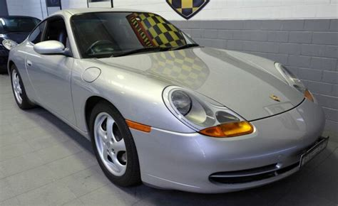 For Sale: 1998 Porsche 911 Carrera Coupe