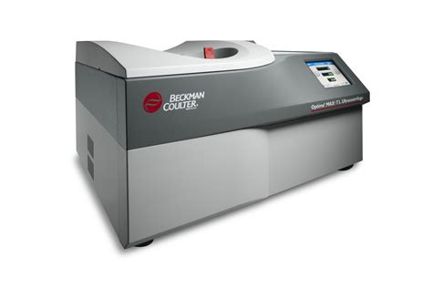 Beckman Coulter Introduces The Optima MAX-TL Tabletop ...