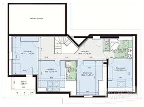 plan villa moderne 200m2 maison de caract 232 re 1 d 233 du plan de maison de caract 232 re 1 faire construire sa maison