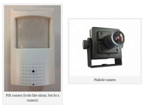 hidden surveillance system  business complete alarms