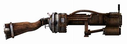Fallout Weapons Rifle Railway Railroad Spikes Minecraft