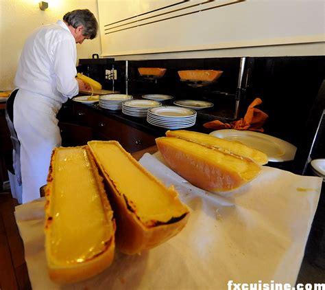 atelier cuisine valais raclette
