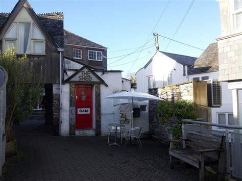 the shed review the shed cafe brunch bar wadebridge restaurant