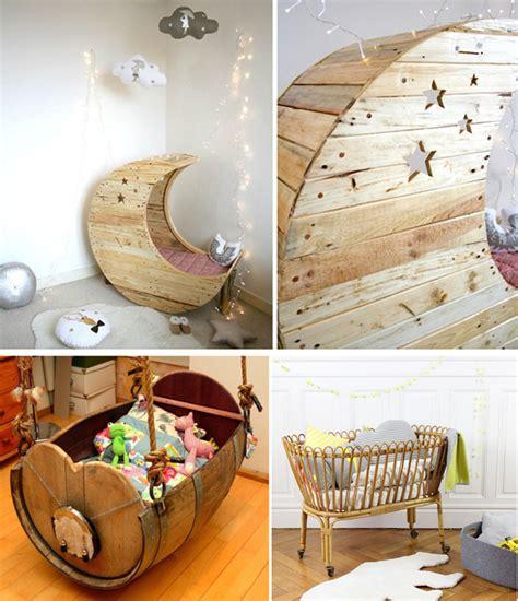chambre bébé but décoration chambre bébé avec matériaux de récupération