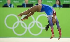 Simone biles floor routine rio home fatare for Fourth floor records