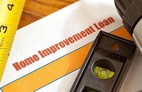 Home Improvement Loans For People With Bad Credit